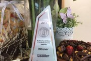 PURPLE PATISSERIE GYMEA WINS SUTHERLAND SHIRE LOCAL BUSINESS AWARD FOR OUTSTANDING BAKERY/CAKE SHOP 2014