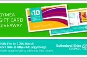 Gymea Village Gift Cards