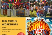 SCHOOL HOLIDAYS CIRCUS FUN