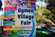 Gymea Village Fair 2016    Sunday 30 October 9am - 4pm