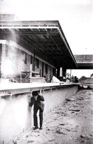 Building Railway station 1939