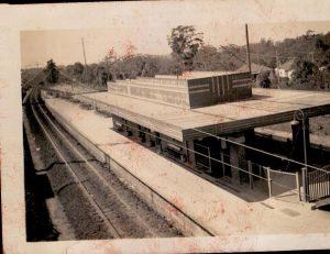 History Gymea Train Station
